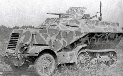 leSPW U304(f) 37mm PaK36